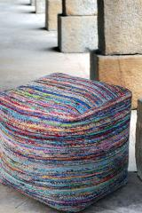 glimmer-polyester-pouf-online